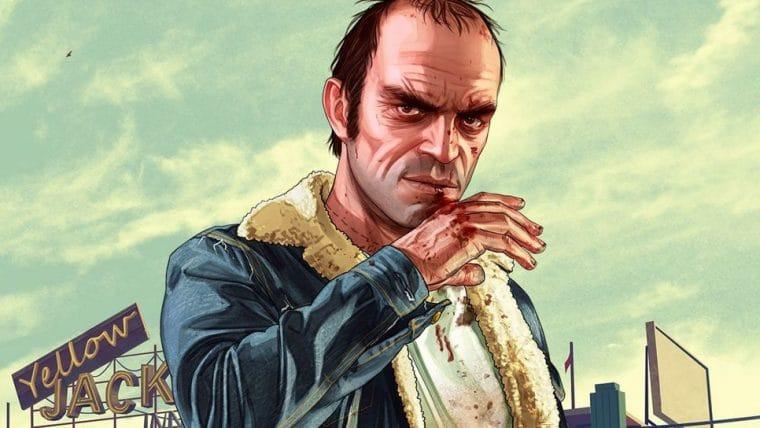 GTA V chega para PlayStation 5 e Xbox Series em Novembro com melhorias