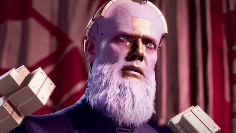 Guardiões da Galáxia | Game ganha vídeo mostrando o vilão