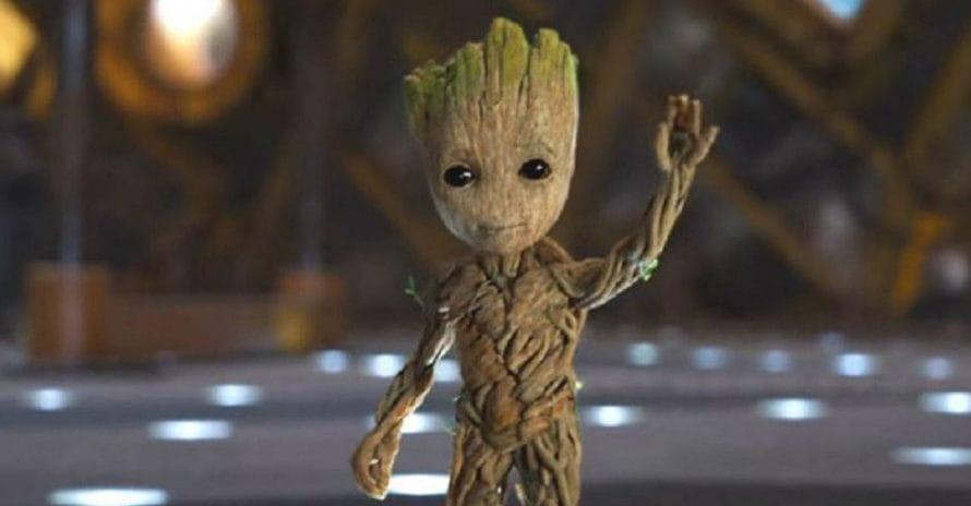 Guardiões da Galáxia Vol. 3 terá nova versão de Groot