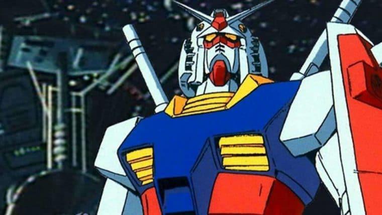 Gundam terá filme live-action na Netflix
