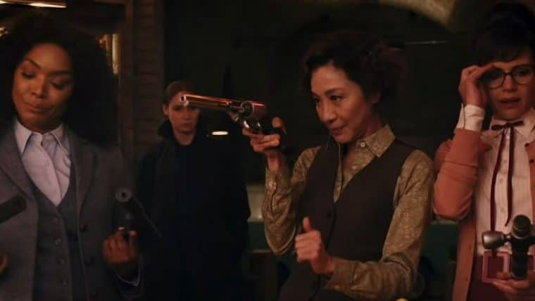 Gunpowder Milkshake | filme ganha cena inédita, confira