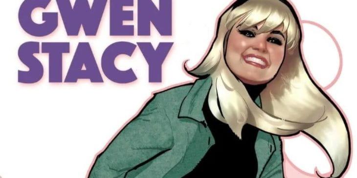 Gwen Stacy vai ganhar uma série solo em quadrinhos