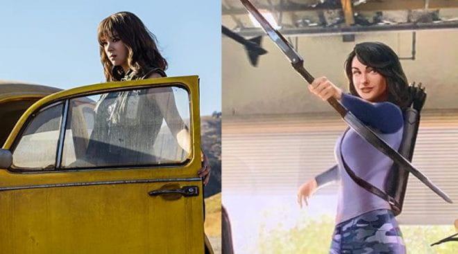 Hailee Steinfeld será Kate Bishop na série do Gavião Arqueiro