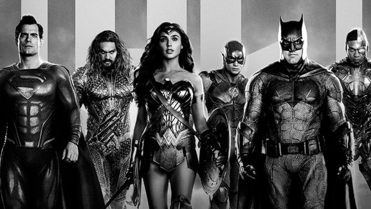 HBO Max tem instabilidade pela estreia do Snyder Cut de Liga da Justiça