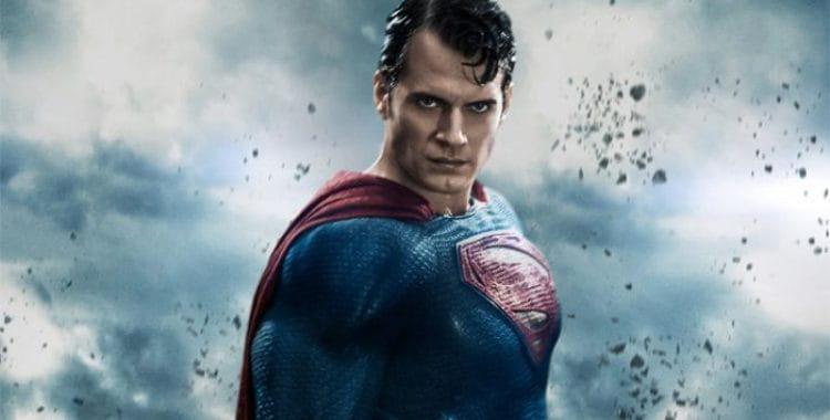 Henry Cavill pode voltar como Superman em Adão Negro 2