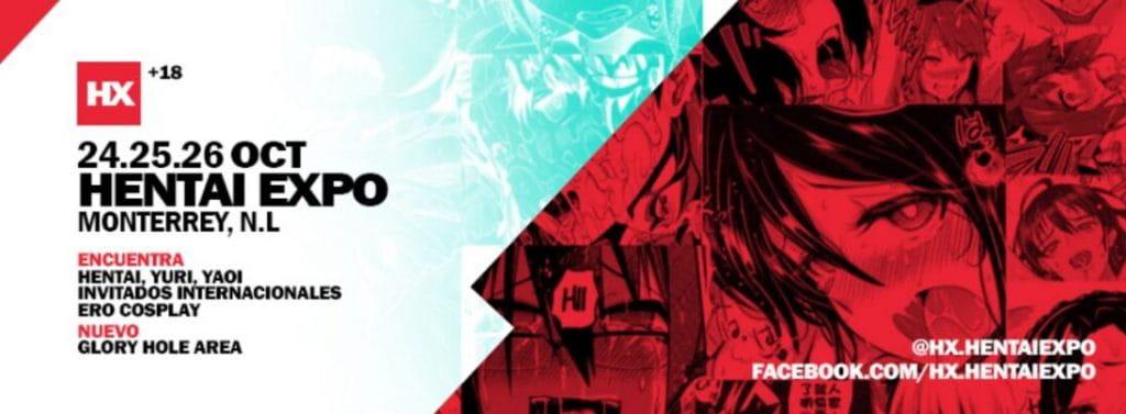 Hentai EXPO 2020 | México recebe um evento nada normal