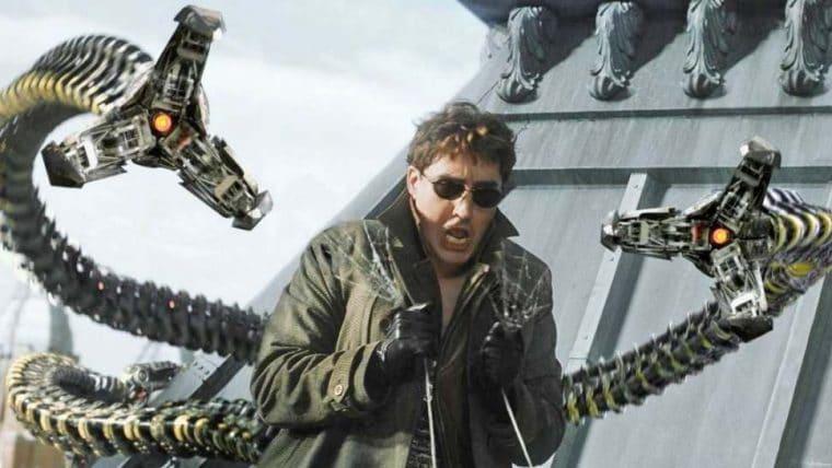 Homem-Aranha 3 | Alfred Molina volta a viver o vilão Doutor Octopus em novo filme