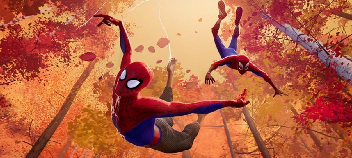 Homem-Aranha no Aranhaverso 2 já está em desenvolvimento
