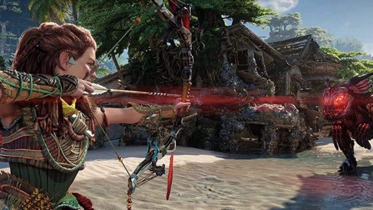 Horizon Forbidden West ganha mecânicas e armas inéditas em vídeo
