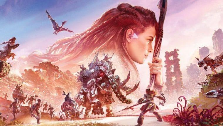 Horizon Forbidden West terá upgrade gratuito entre gerações de console
