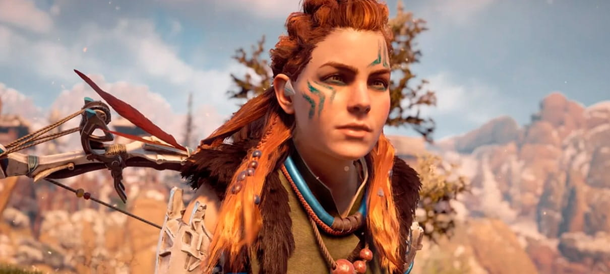 Horizon Zero Dawn | Game está entre os mais vendidos da Steam