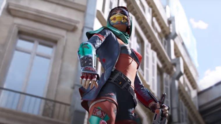 Hyper Scape ganha trailer de combate com anúncio de beta aberto
