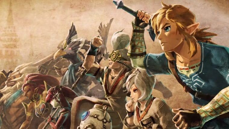Hyrule Warriors: Age of Calamity | Game ganha anúncio de passe de expansão
