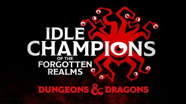 Idle Champions of the Forgotten Realms | RPG de Dungeons & Dragons chega na Epic Games Store