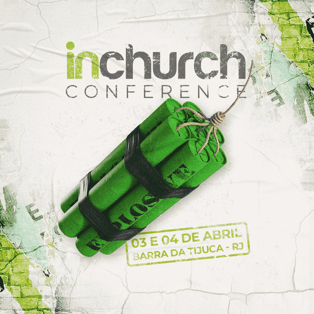 InChurch Conference acontece no Rio de Janeiro em Abril