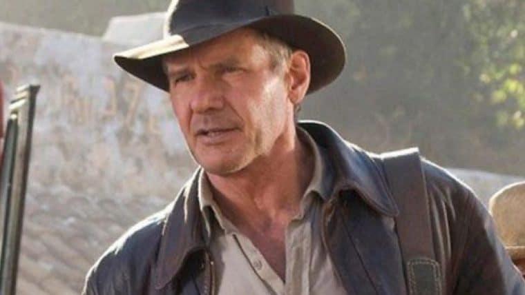 Indiana Jones 5 | Filme chega em 2022 com Harrison Ford