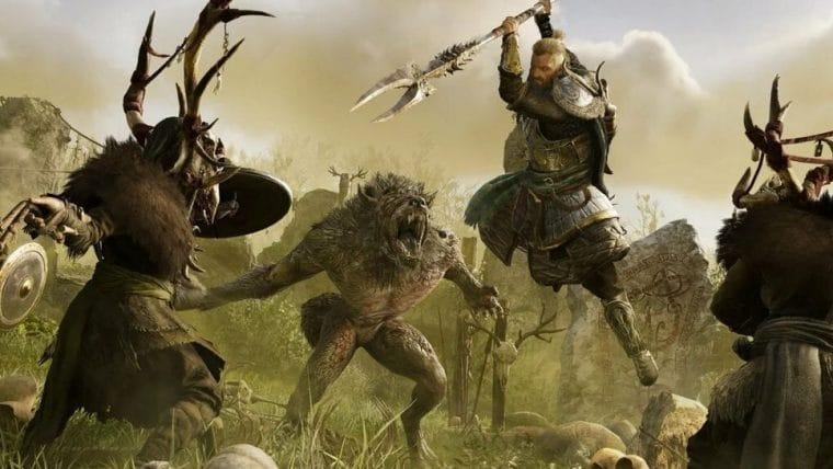 Ira dos Druidas | DLC de Assassin's Creed Valhalla ganha trailer
