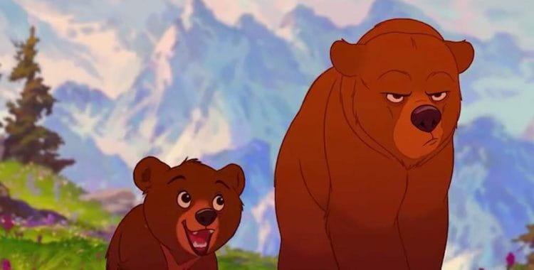 Irmão Urso   Animação deve ser a próxima na fila dos live-actions da Disney