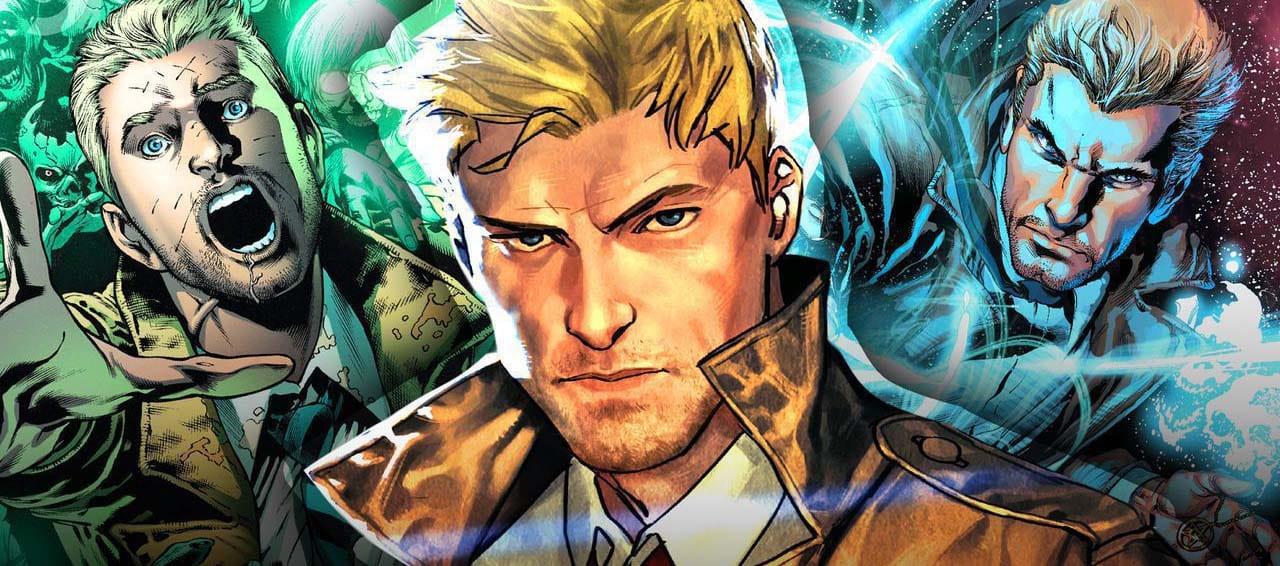 J J Abrams desenvolve live-action de Constantine para DC