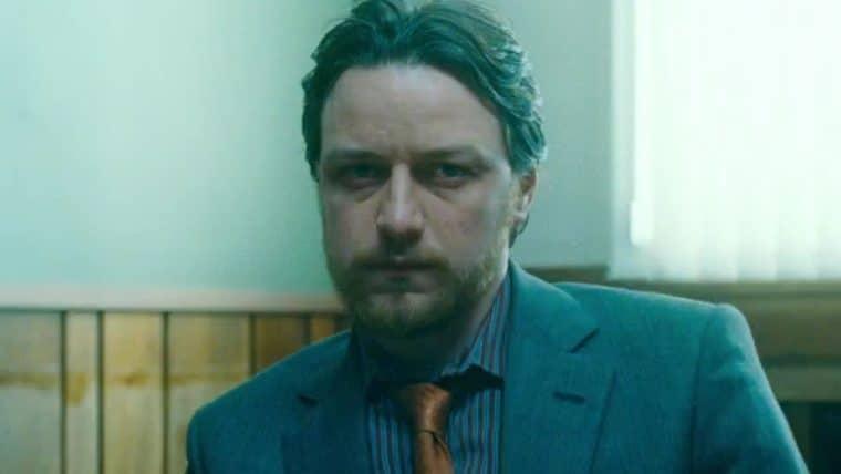 James McAvoy vai atuar em filme de mistério sem saber o roteiro