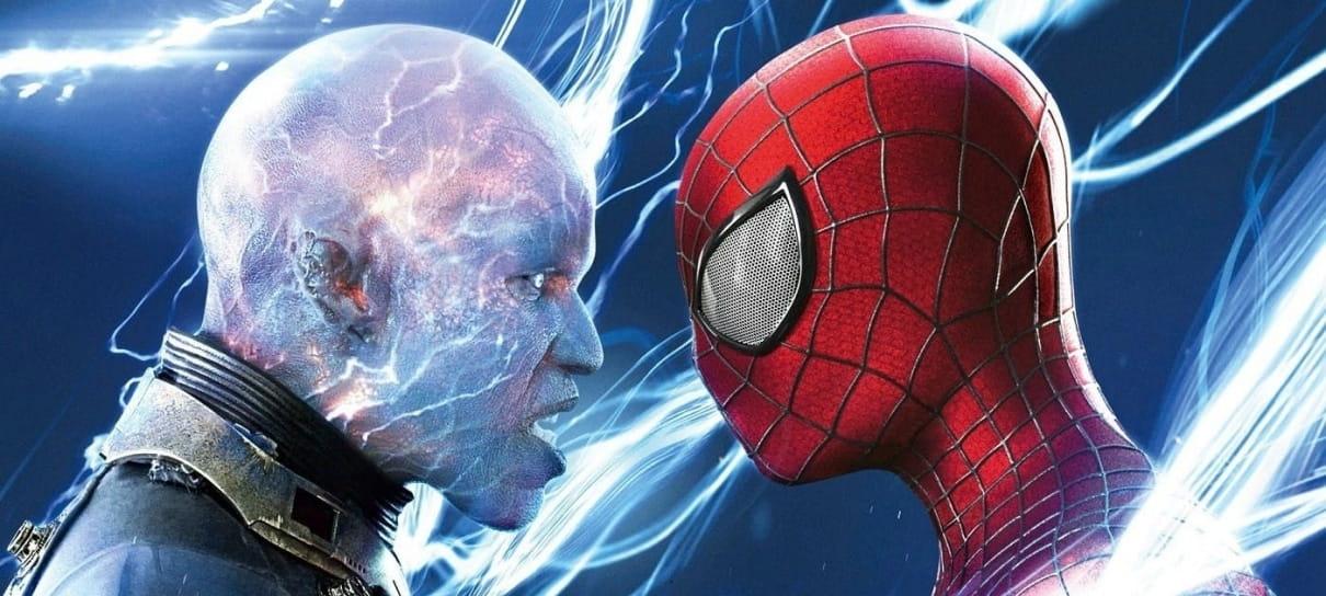 Jamie Foxx pode voltar ao papel de Electro em Homem-Aranha 3