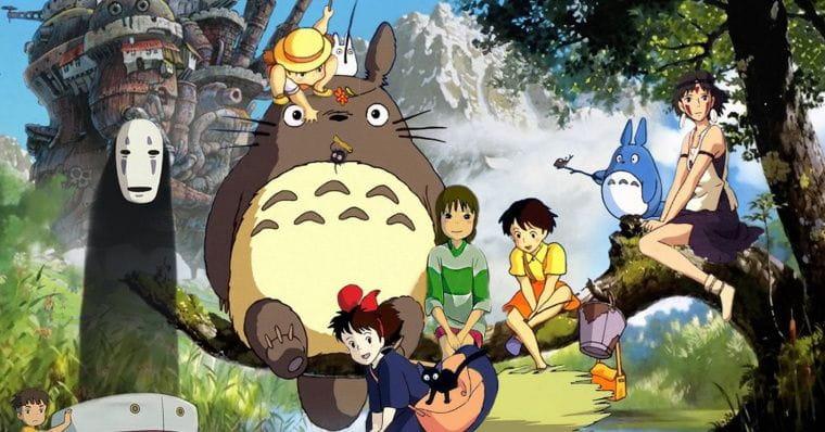 Japão receberá um Parque Temático do Studio Ghibli em breve