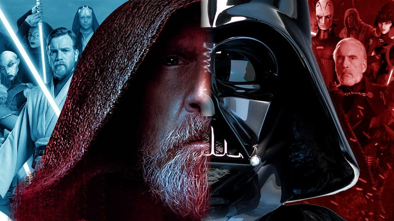 Jedi ou Sith? Qual caminho da Força você escolheria?