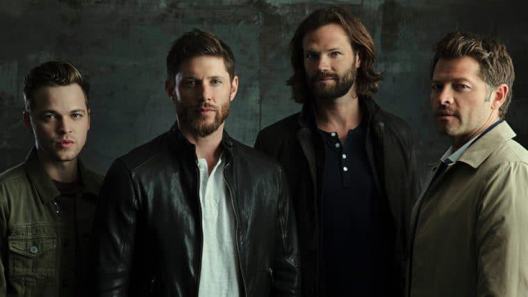 Jensen Ackles diz que Talvez Supernatural nunca acabe de verdade