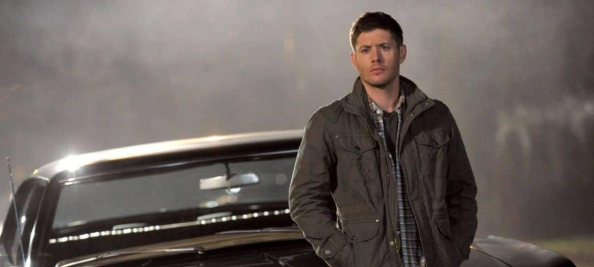 Jensen Ackles ficará com o Impala de Supernatural