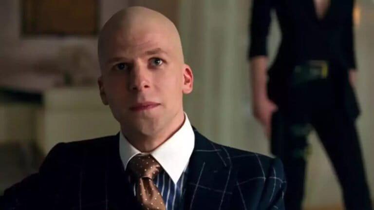 Jesse Eisenberg revela se gostaria de voltar como Lex Luthor