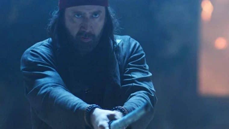 Jiu Jitsu | Filme estrelado por Nicholas Cage ganha trailer e ele luta contra aliens