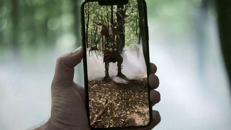 Jogo de The Witcher em realidade aumentada é anunciado para celulares