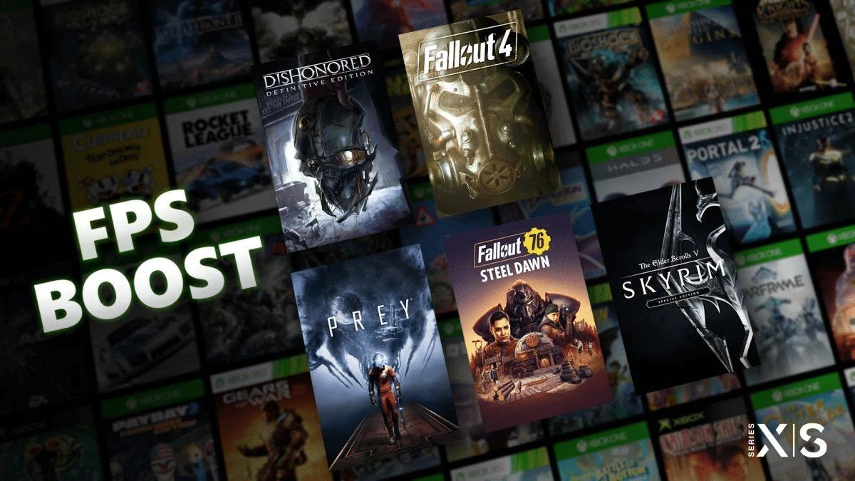 Jogos da Bethesda receberam melhorias em FPS no Xbox Series