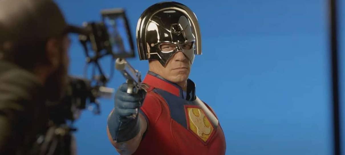 John Cena voltará como Peacemaker em série spin-off de O Esquadrão Suicida