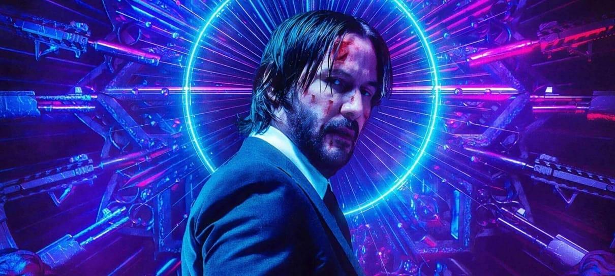 John Wick 4 usará cenas de deletadas de Parabellum