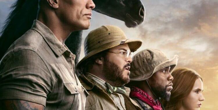 Jumanji: Próxima Fase | Filme ganha novo teaser