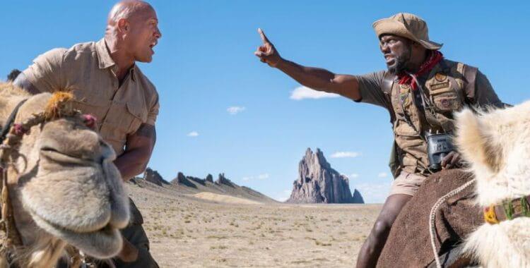 Jumanji: Próxima Fase | Filme ganha teaser intenso com cenas inéditas