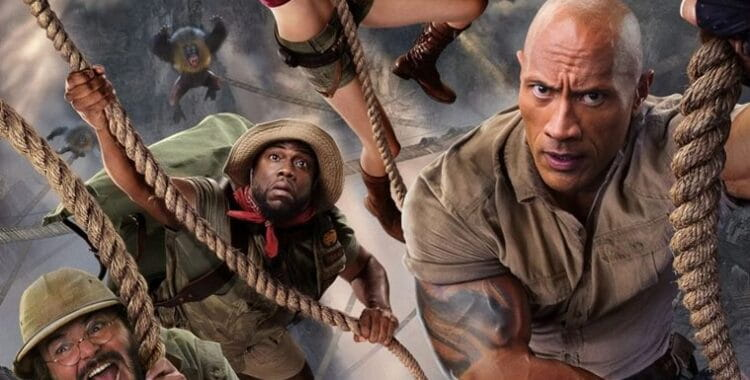 Jumanji: Próxima Fase | Longa ganha hilário teaser trailer