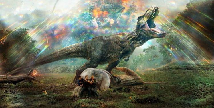 Jurassic World 3   Filme ganha data de estreia