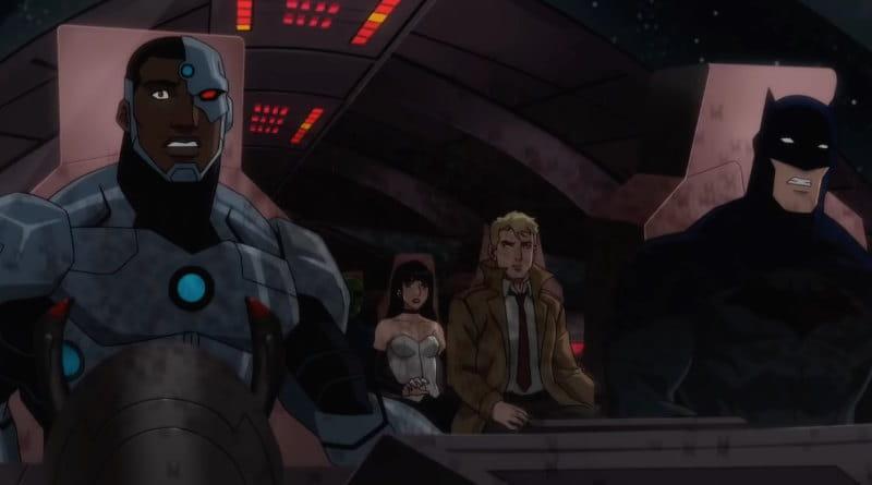 Justice League Dark: Apokolips War | Animação ganha trailer, confira