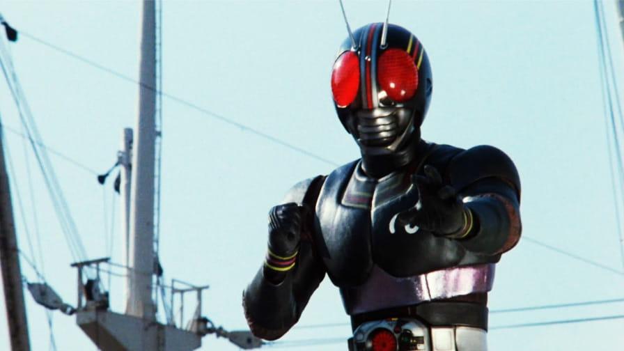 Kamen Rider Black chega ao Amazon Prime Video
