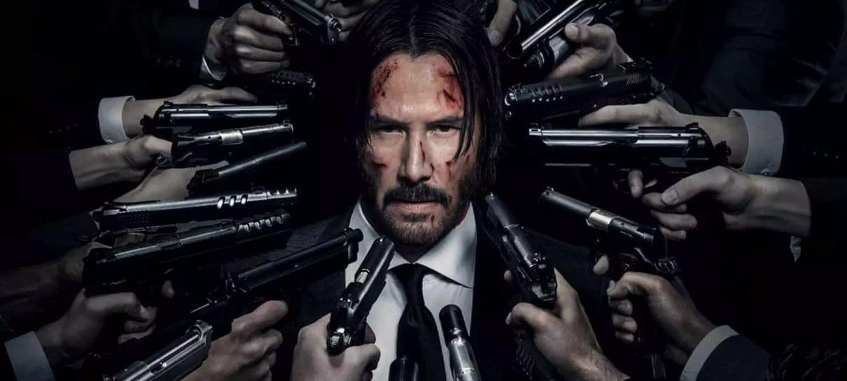 Keanu Reeves afirma que continuará no papel de John Wick até quando puder