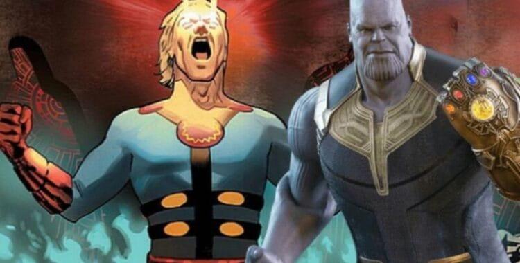 Kevin Feige responde se Thanos aparecerá em Os Eternos