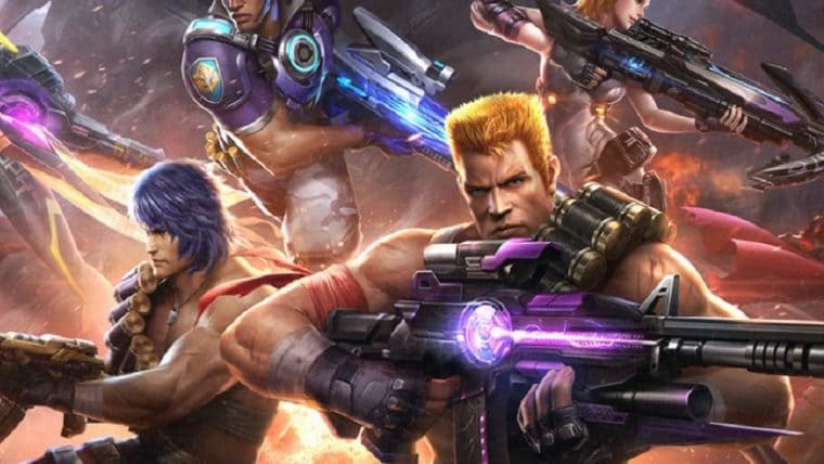 Konami anuncia Contra Returns, novo jogo mobile que chega para Android e iOS