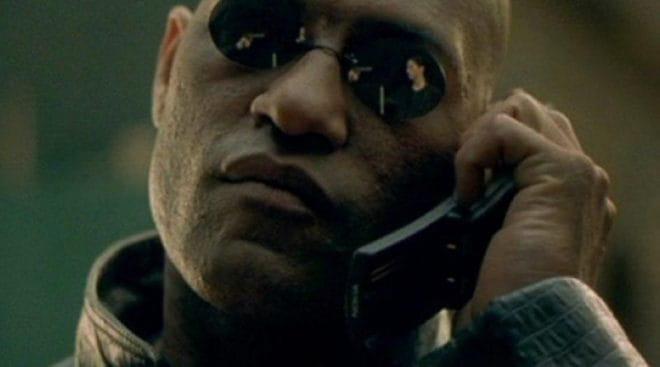 Laurence Fishburne, o Morfeu, afirma que não foi convidado para Matrix 4
