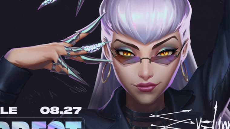 League of Legends | K/DA lança novo single intitulado The Baddest