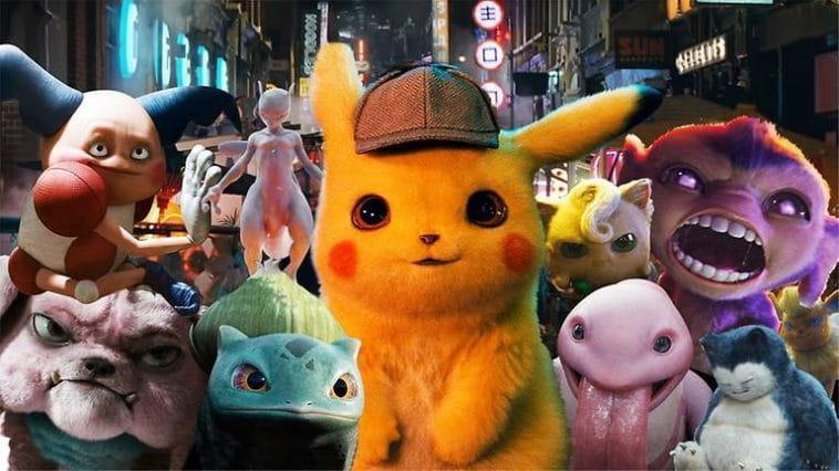 Legendary Pictures está desenvolvendo um novo filme de Pokémon