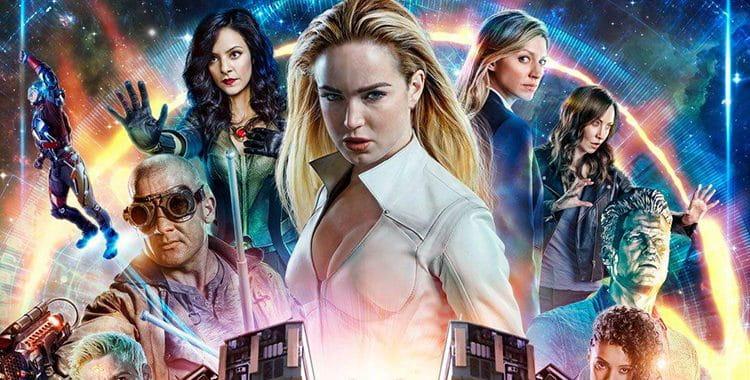 Legends of Tomorrow | CW divulga sinopse oficial da Quinta Temporada