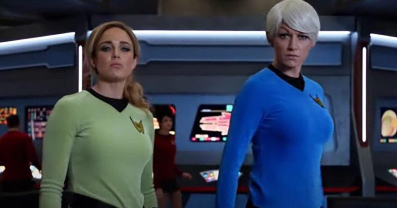 Legends of Tomorrow   Novo trailer faz paródia de Star Trek, Friends e mais