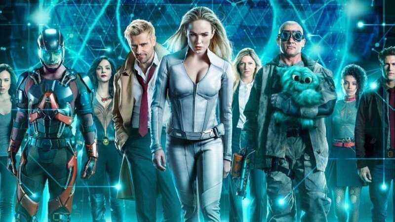 Legends of Tomorrow | Quinta temporada ganha novo trailer, confira